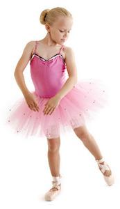 bambina saggio danza emozioni