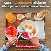 webinar alimentazione