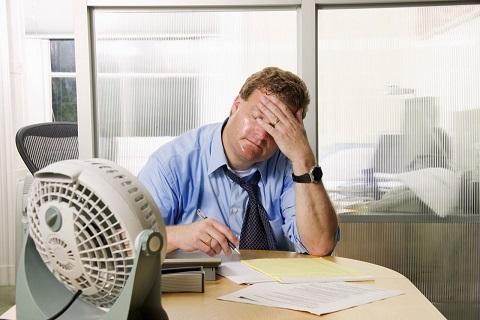 lavoro caldo