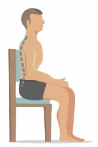 esercizio stress postura
