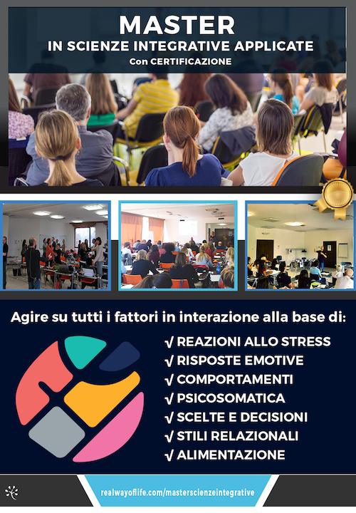master in scienze integrative applicate