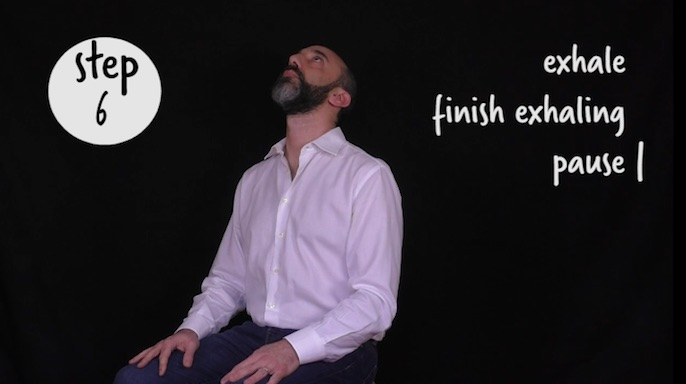 crossed cycles breathing technique ex1