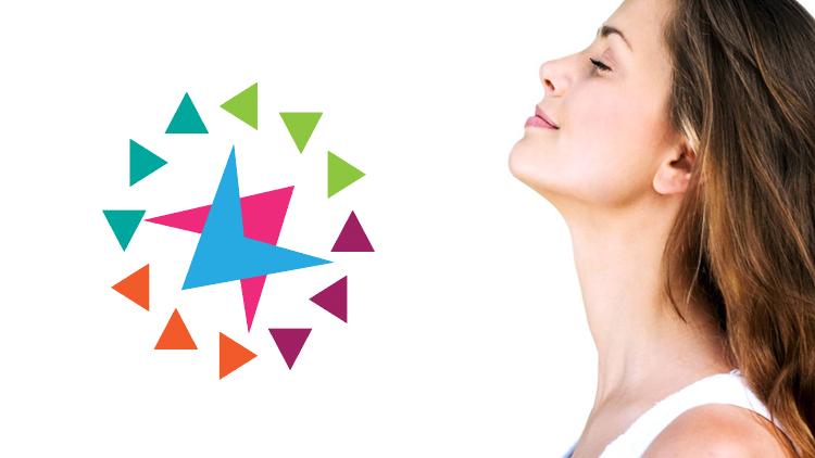 logo + immagine respirazione efficace